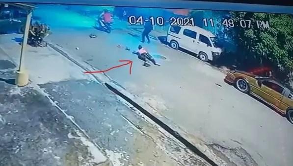 Video- Arrastran mujer para atracarla en SDO