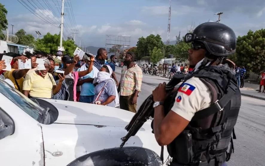 Haití en nueva crisis por secuestro de un grupo de estadounidenses