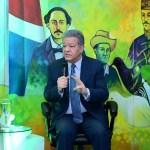 Leonel deja claro FP no podría apoyar Reforma Fiscal en este momento