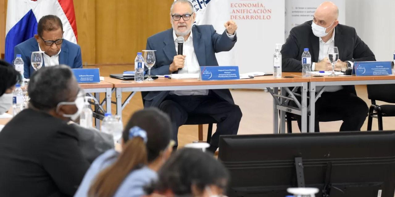 Ministerio de Economía comienza discusión y consulta para el Compromiso Nacional para un Pacto por el Agua