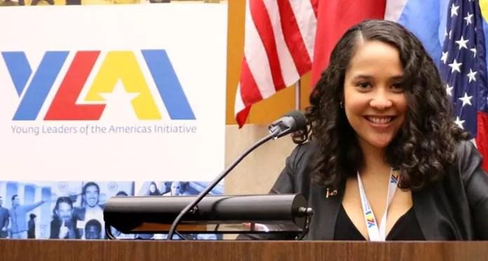 Google Maps reconoce labor de una joven dominicana