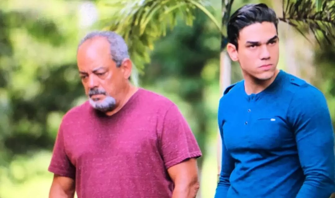 Iván Oleaga busca posicionarse como actor