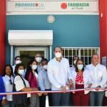 Gobierno inaugura siete nuevas Farmacias del Pueblo en San Juan de la Maguana