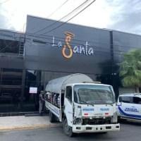 Medio Ambiente clausura discoteca La Santa