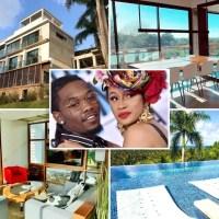 Lo que costó la mansión que Offset le regaló a Cardi B en República Dominicana