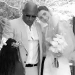 Vin Diesel llevó la hija de Paul Walker al altar