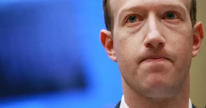 Caída de Facebook: Zuckerberg pierde 5.900 millones de dólares