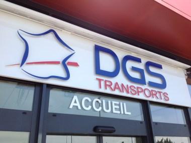 DOYEN ENSEIGNE SOCIETE DE TRANSPORTS