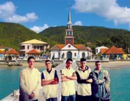 mes élèves en Martinique