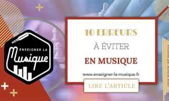 10 Erreurs À Éviter En Musique - Enseigner La Musique
