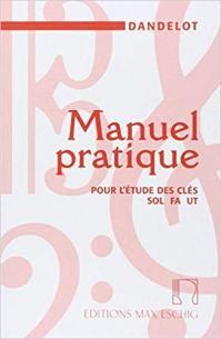 """Couverture du Manuel Pratique pour l'études des clés pour l'article """"Progresser Radicalement en Clé de Fa"""""""