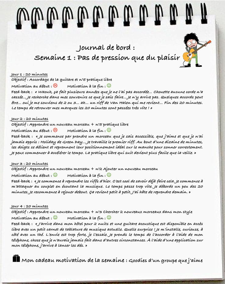 """Journal de bord pour l'article """"Reprendre La Musique"""""""