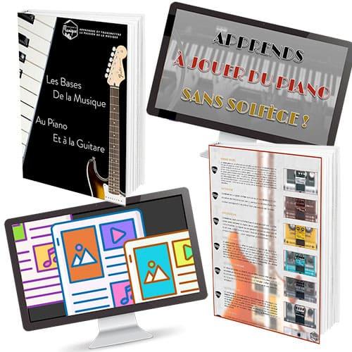 4 Bonus Enseigner La Musique