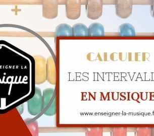 Les Intervalles En Musique - Enseigner La Musique