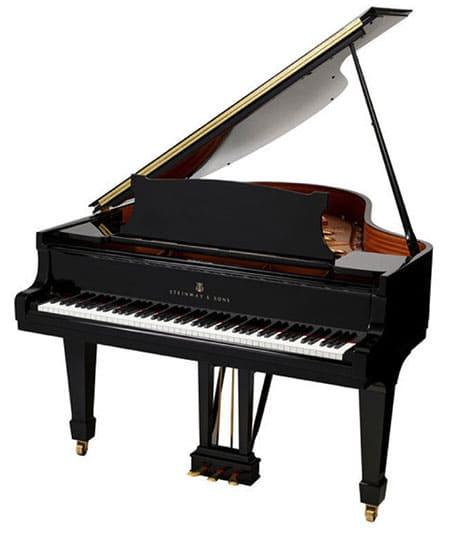 """Piano à queue Steinway & Sons O-180 pour l'article """"Bien Choisir Son Clavier"""""""