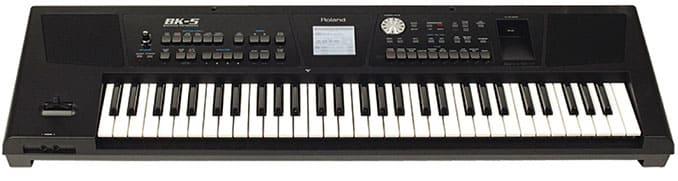 """Clavier arrangeur Roland BK-5 pour l'article """"Bien Choisir Son Clavier"""""""