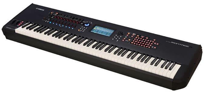 """Clavier Workstation Yamaha Montage 8 pour l'article """"Bien Choisir Son Clavier"""""""