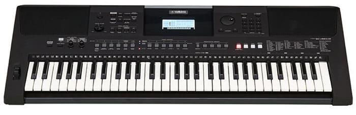 """Clavier Arrangeur Yamaha PSR-E463 pour l'article """"Bien Choisir Son Clavier"""""""