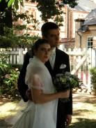 31 aout 2002 - Karine et Olivier