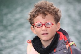 Nouvelles lunettes de voyageur