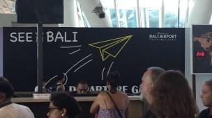 Bye bye Bali