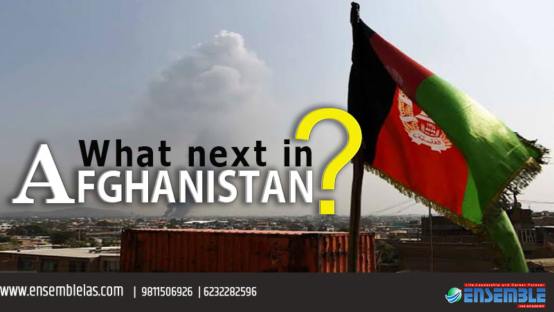 What next in Afghanistan