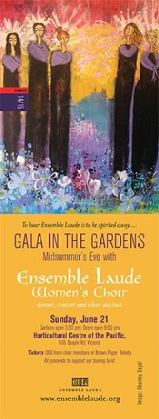 Gala in the Gardens