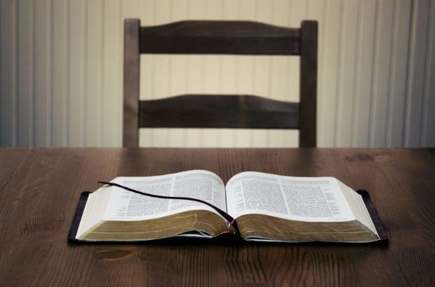 Mettez la Parole de Dieu en premier
