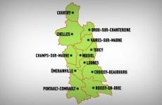 Emerainville dans l'agglomération CAPVM
