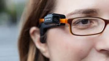 Read more about the Orcam Wearable devices that are specifically designed for those with low vision!