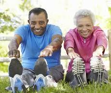 Another reason to exercise–protecting your sight
