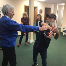 1Touch Self-Defense class increases confidence and safety