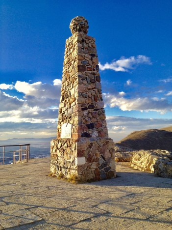 Ensign Peak Monument
