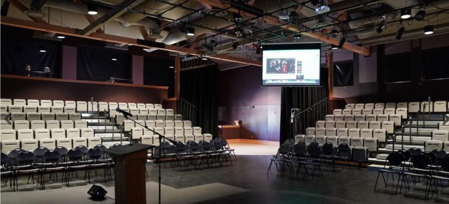Wasatch Academy Auditorium