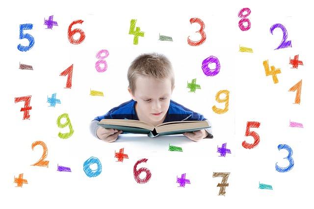 Happy Math Boy