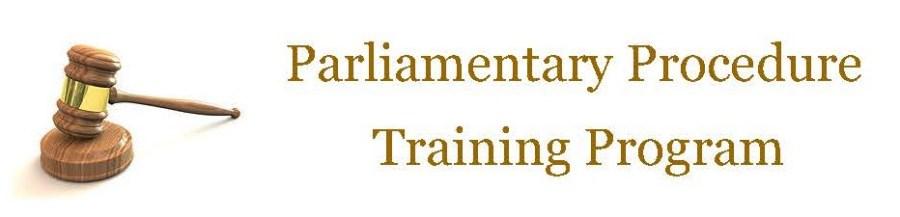 Parli Pro Training Program Logo Horizontal