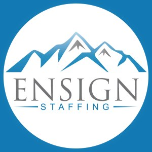 Ensign Staffing Logo