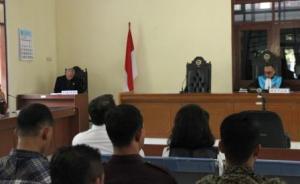 Foto Persidangan Gugatan Prabowo Hatta di PTUN