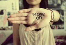 Move On & Let her him go
