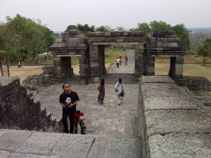 candi boko, lokasi wisata jogjakarta