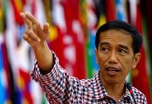 Jokowi Joko Widodo Presiden Ri ke-7 yang Bekerja dengan Cinta