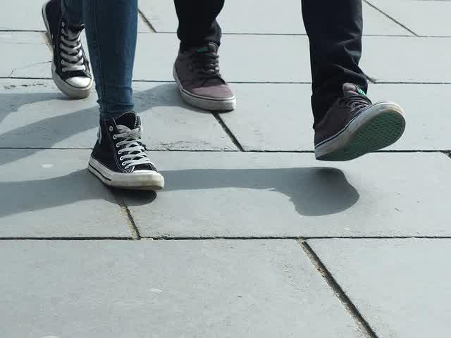 Olahraga Jalan Kaki Walking