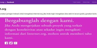Internet.org terinspirasi dari kampung cyber Yogyakarta