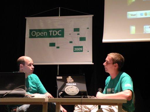 Robótica Open Source - Vinícius Senger & Paulo Carlos dos Santos