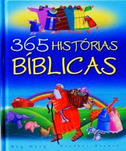 Livro 365 Historias Biblicas