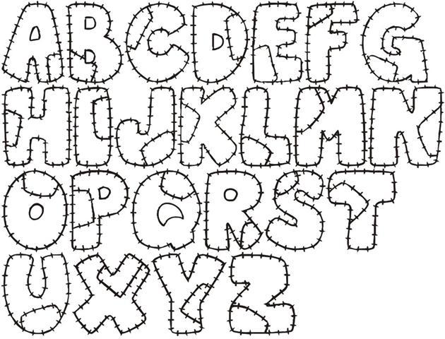 abecedario para colorir baixar imprimir