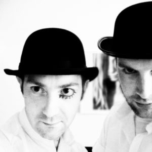 Droogs by Paul Stevenson. License: CC BY 2.0