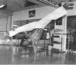 Capoeira - tech7