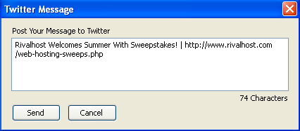 social link smart tweet