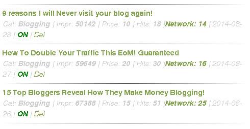 blog promotion tool